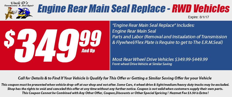Uncle D's Transmissions & Auto Repair | Auto Repair